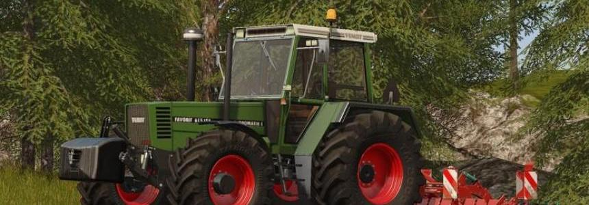 Fendt Favorit 615 LSA v1