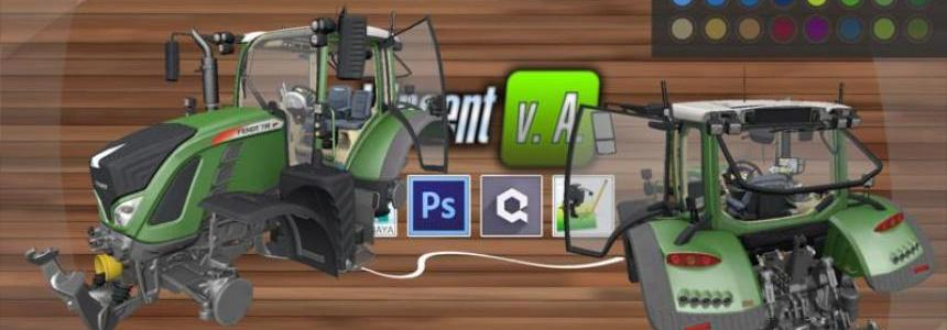 Fendt Vario 700 Package v1.0 BETA