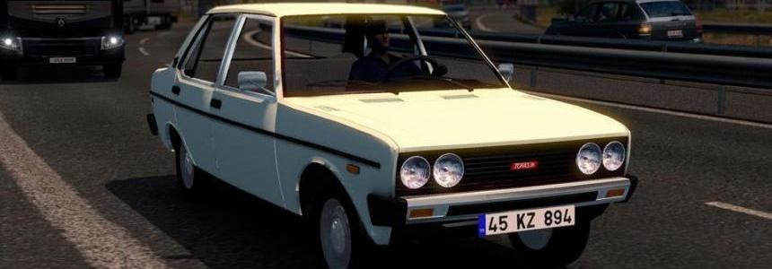 Fiat 131 Edit v1.0