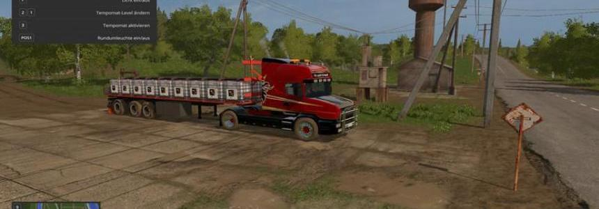 Flatbed Water Trailer v1.0 wsb