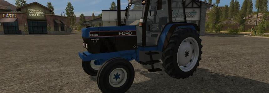 Ford 6640 2wd V1