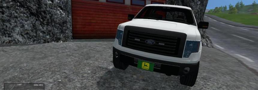 Ford F150 unmarked v1.0