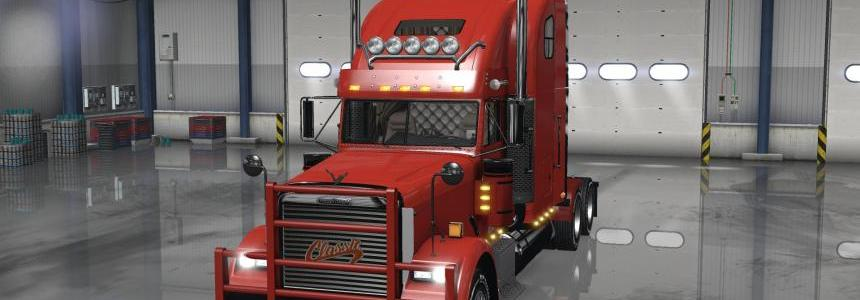 Freightliner Classic V2.1 edited by NightShadow