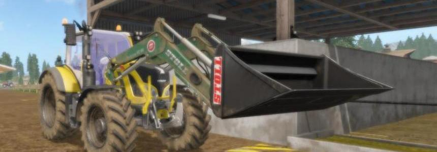 Front loader General purpose bucket 5k v1.0