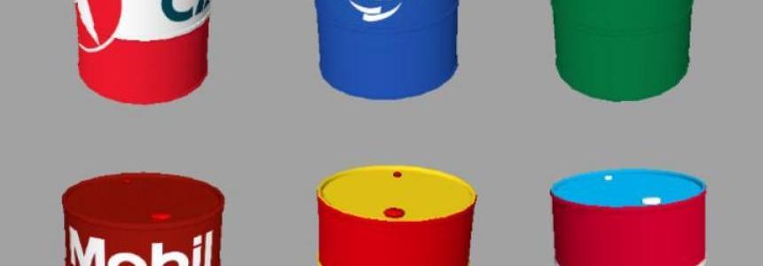 FS15 Pack Futs dhuile v1.0