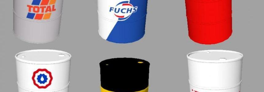 FS15 Pack3 futs dhuile v1.0