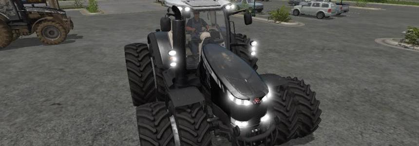 Bones Massey Ferguson 8700 Black V1.2 By Eagle355th