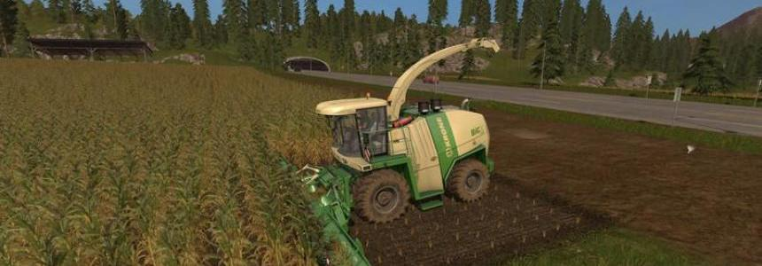 FS17 corn texture v1.0.0