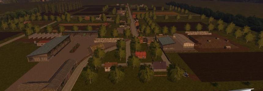 FS17 map villeneuve sous charigny v2.0
