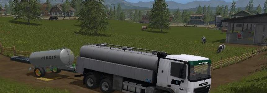FS17 Utility Tanker V1.0