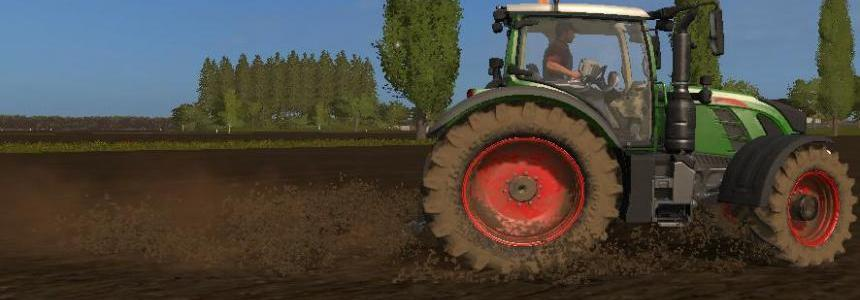 FS17 TIRE DIRT + TFSGROUP