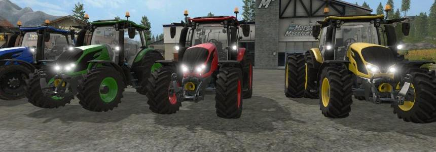 FS17 Valtra N Crowmodding v1