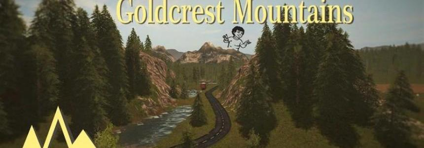 Goldcrest Mountains v2.0