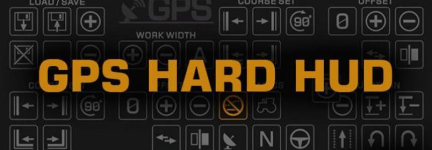 GPS HARD HUD MOD v1.0