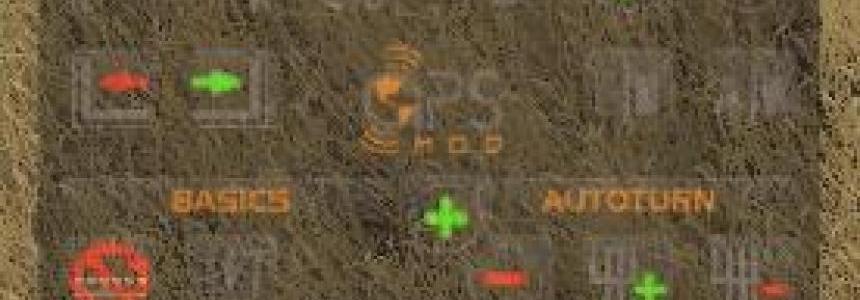 GPS Skin v1
