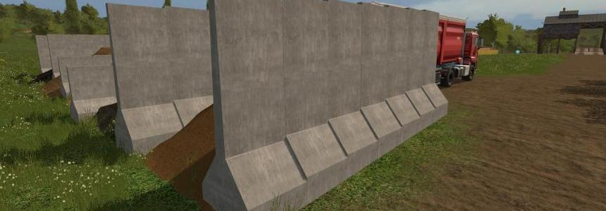 Grain barrier sections v1.0