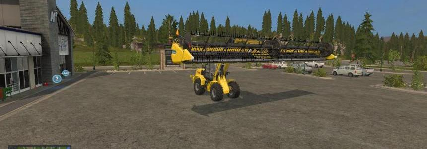 Header Carrier V1