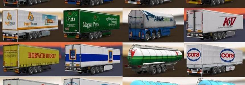 Hungarian Trailers Pack
