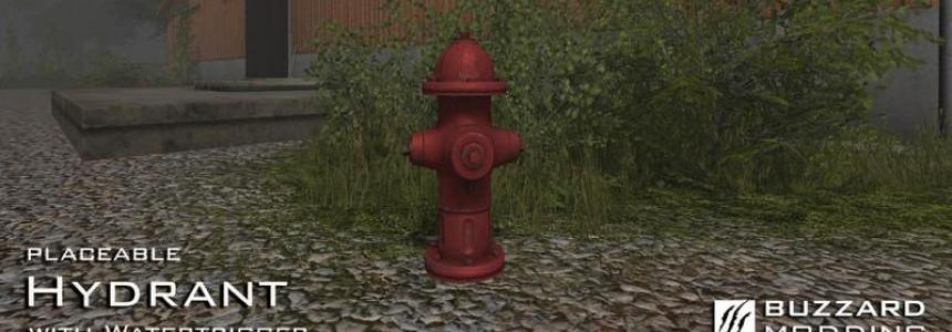 Hydrant with Watertrigger v1.0
