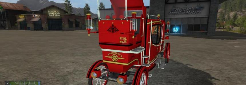 Imperial Coach v1.0