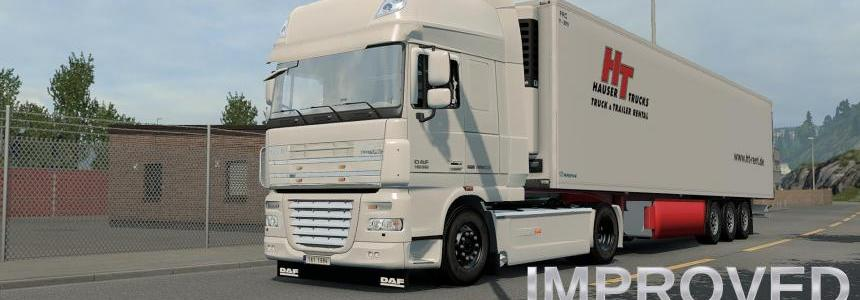 Improved DAF XF 105 v1.4.1