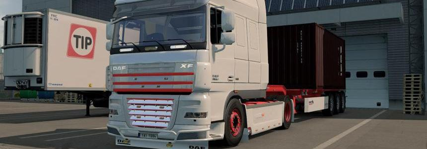 Improved DAF XF 105 v1.4