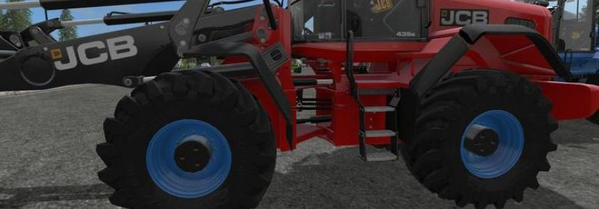 JCB 435S with color selection v1.0