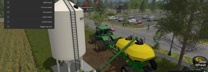 JD Air Seeder Pack v1.0