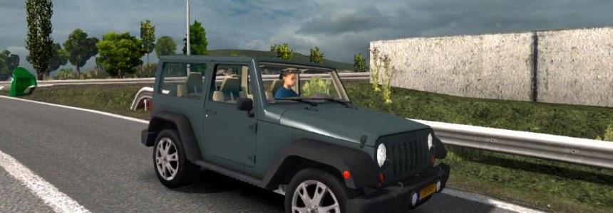 JEEP WRANGLER AI TRAFFIC 1.25