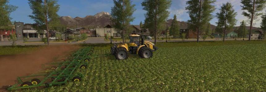 John Deere 2410 5 section v1.0