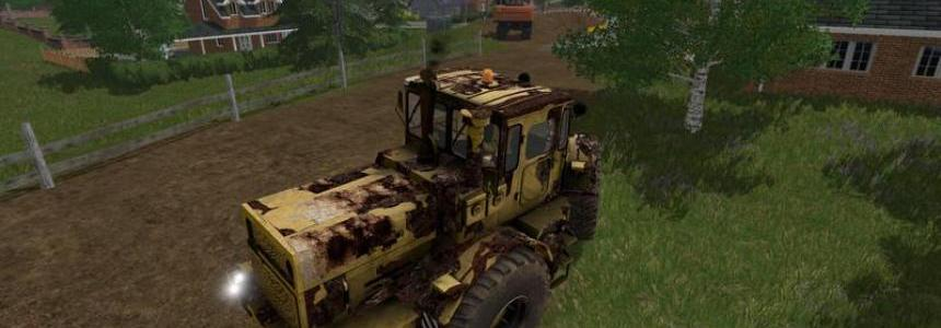 K700 Texture Pack old and rusty v1.0