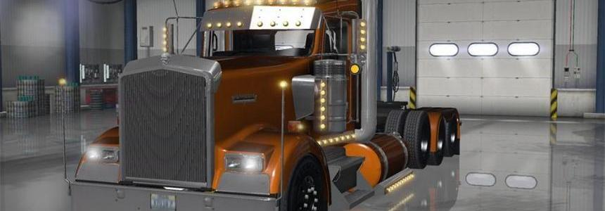 Kenworth W900 Tri-Drive V3.5 by Bu5ted