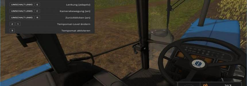 Keyboard Steer v2.1.0.0