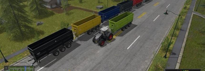Krampe Big Body 900 atacher v1.1.1.1