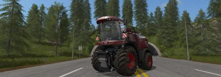 Krone Big X 580 Tuning Edition v1.0.0.1