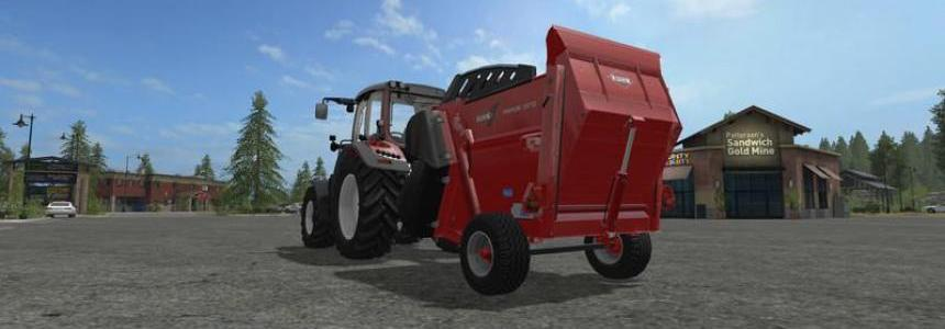 Kuhn Feeding Parts V1.0 Primus Beta