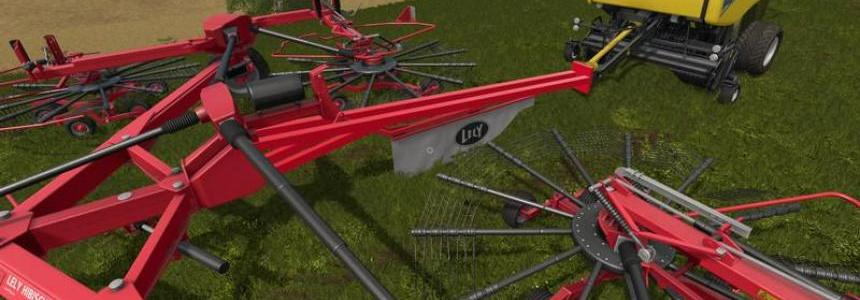 Lely Hibiscus 1515 Plus v17.1