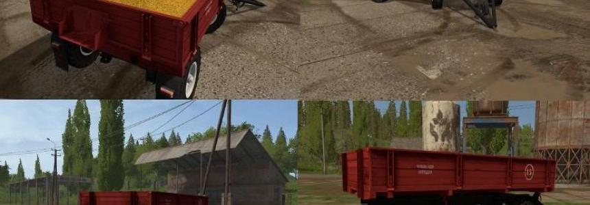 Little Ruska trailer v1.0