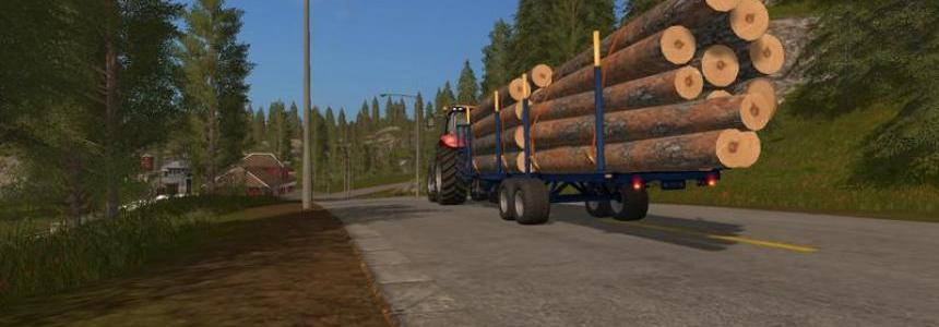 Log Trailer Customizable v1.3