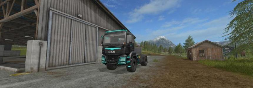 MAN TGS 18.480 limited edition v1.0