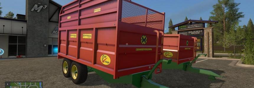 Marshall trailers v1.0