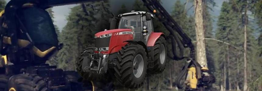 Massey Ferguson 7700 Collorable v1.0