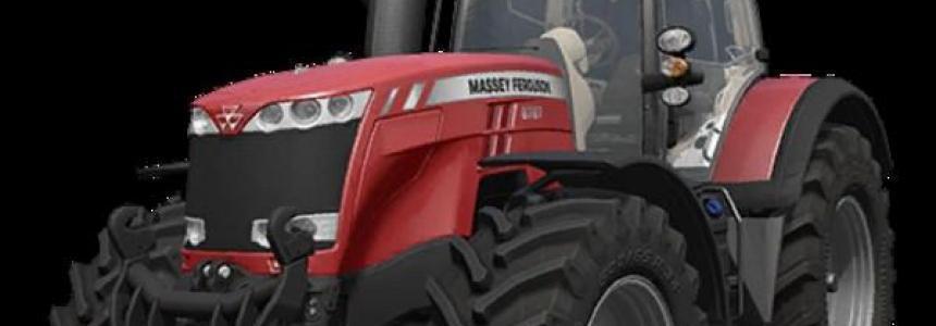 Massey Ferguson 8700 tuning v1.1