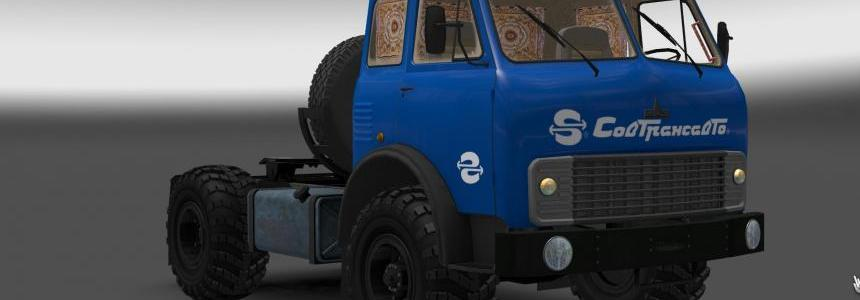 MAZ-504B v2.6 [REWORK] for 1.26.x - 1.24.x