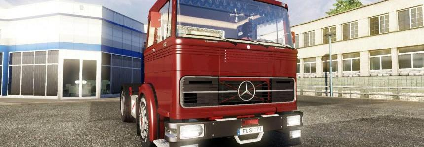 Mercedes-Benz LPS [pack]