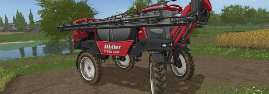 Miller Nitro 5250 Sprayer v1.0