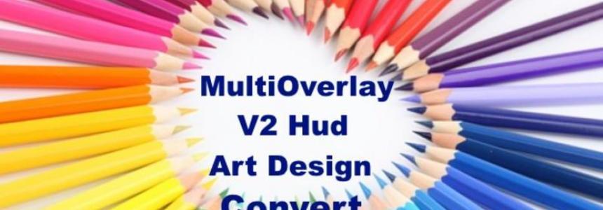 Multi Overlay V2 Hud ArtDesign
