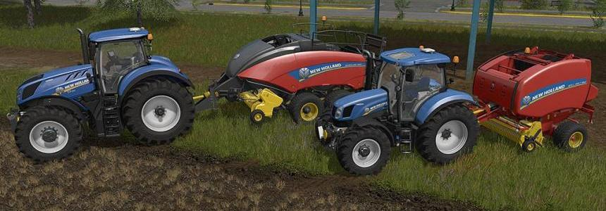 New Holland Baler Pack v1.0.0.1