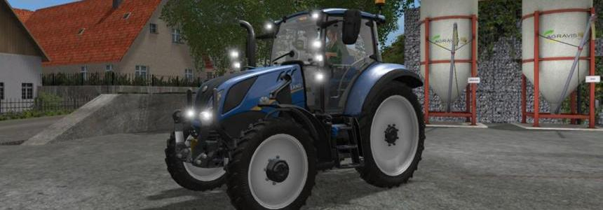 NEW HOLLAND T5 v1.1