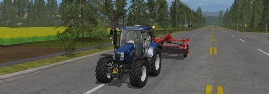 New Holland T6 BluePower v1.0